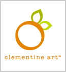 ClementineArtLogo