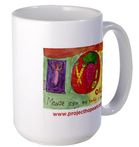 New coffee cups for sale at cafepress project hope art Coffee cups for sale