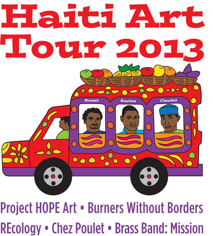 Haiti Art Tour Hi Res