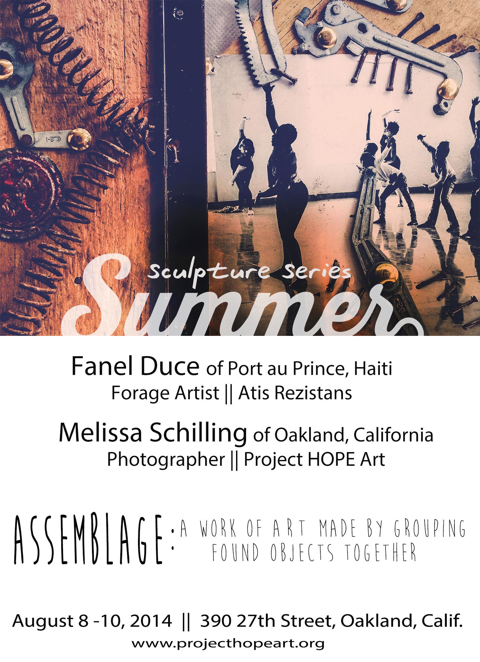 sculpture series flyer FINAL